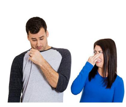 employee odor